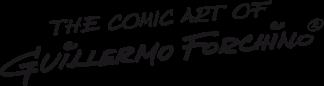 logo Guillermo Forchimo