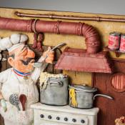 Dobrá kuchyně - 2D obraz