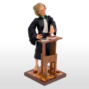 Advokátka